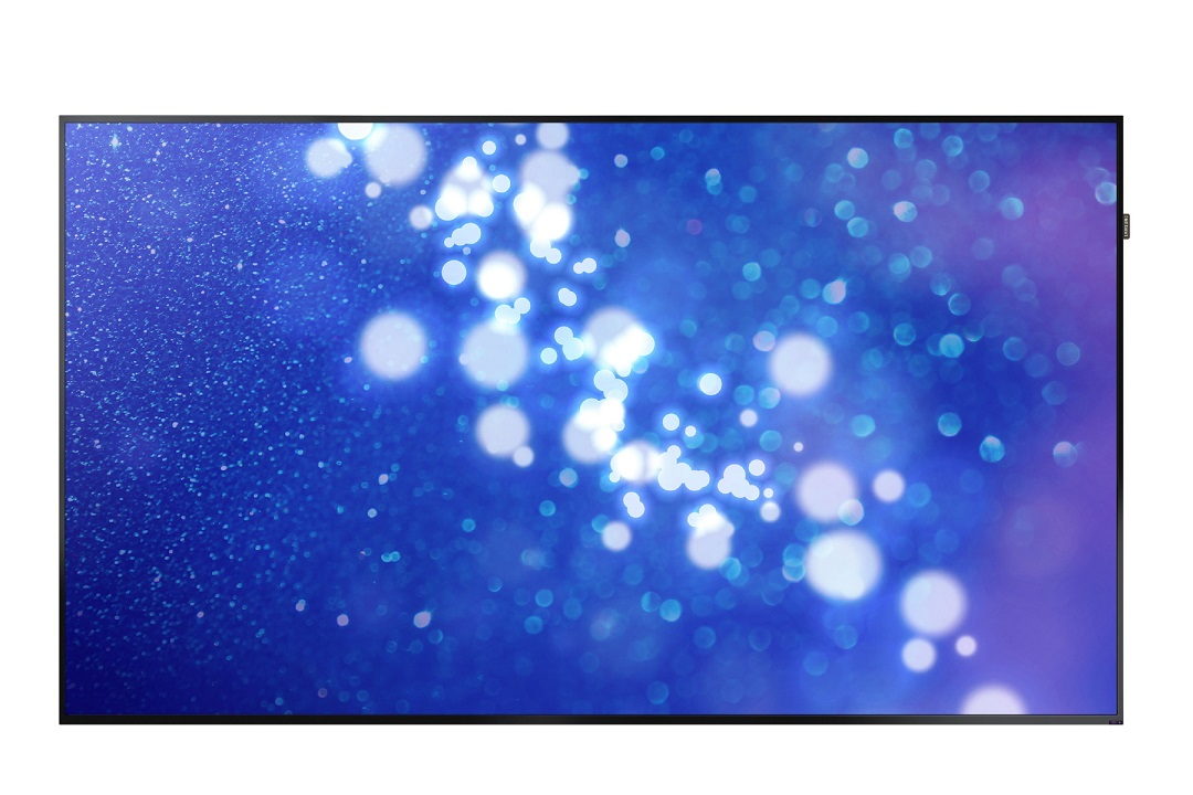 75'' LED Samsung ED75E-FHD,350cd,HDMI,slim,rep,16/7