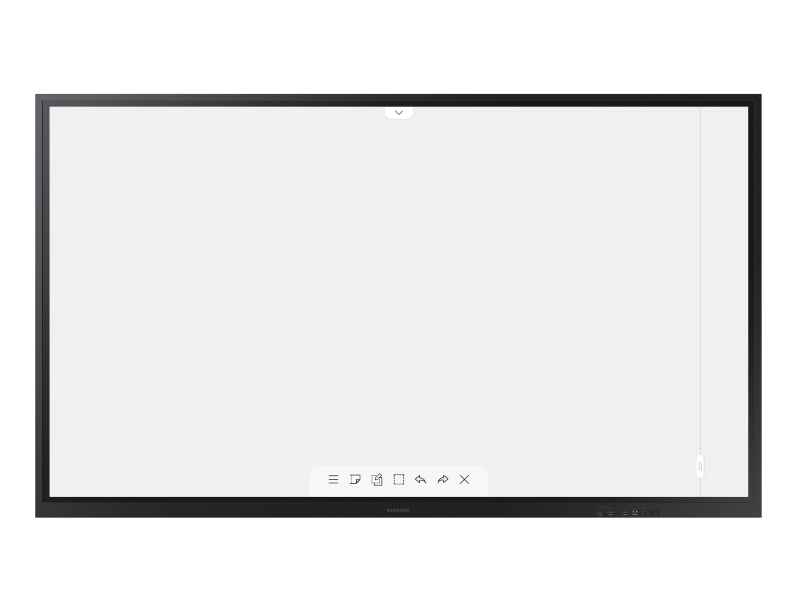 85'' LED Samsung WM85R - UHD, 350cd, 16/7 - LH85WMRWLGCXEN