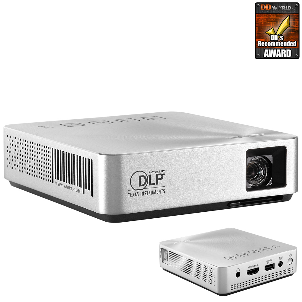 ASUS S1 LED projektor, HDMI, USB