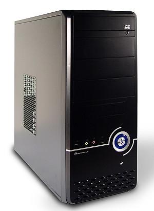 Crono MT-01 Midi Tower ATX, USB + Audio