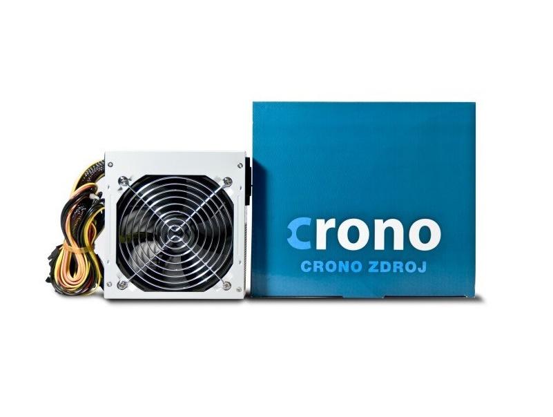 Crono zdroj 400W 85 PLUS, 12cm fan, Active PFC
