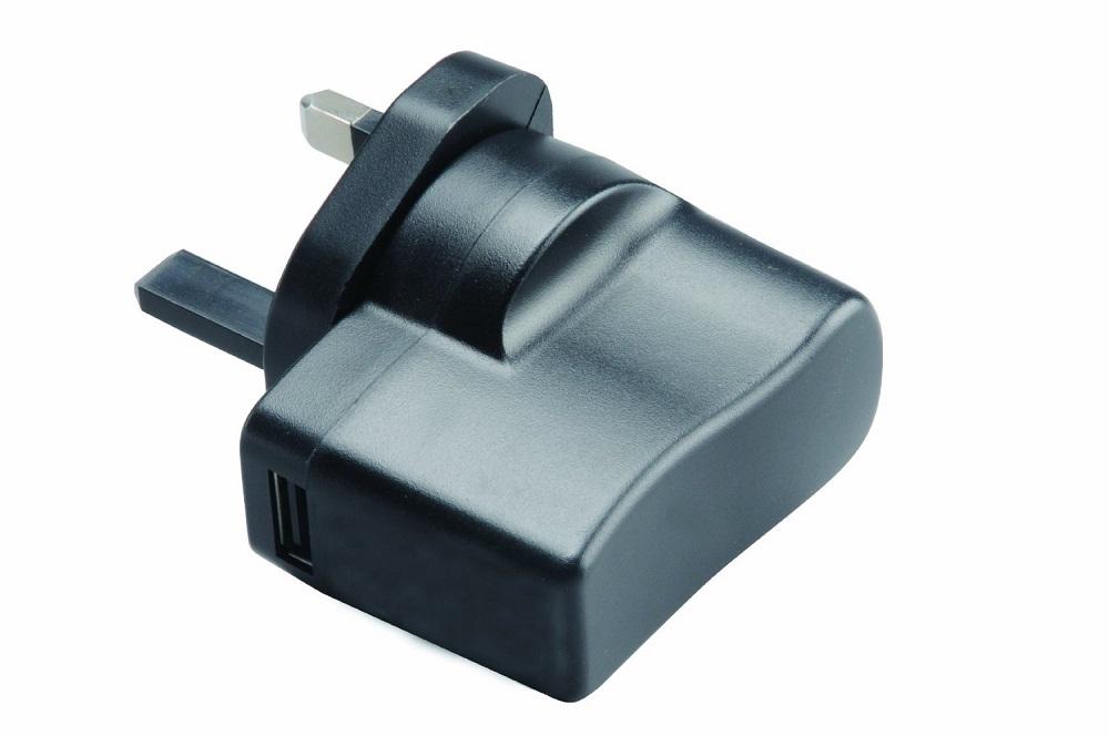 AKASA USB cestovní adaptér