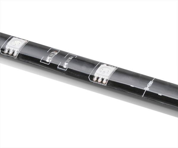 AKASA - LED páska-magnetická - bílá Vegas M - AK-LD05-50WH