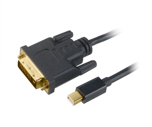 AKASA - adaptér miniDP na DVI-D