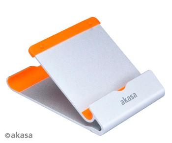 AKASA - Scorpio - stojan pro tablet - oranžový
