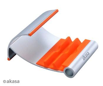 AKASA - Leo - stojan pro tablet - oranžový