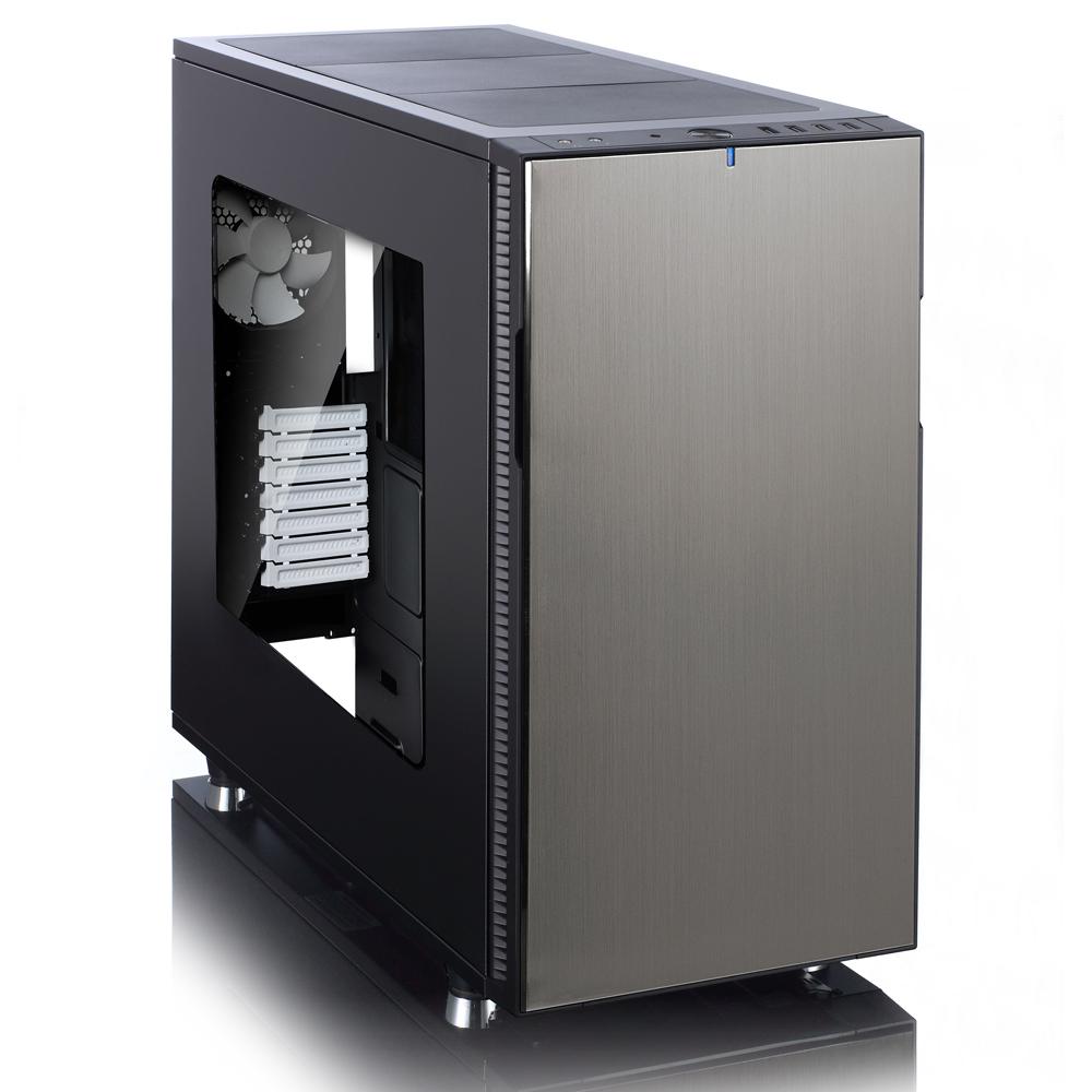 Fractal Design Define R5 titan (průhledný bok)