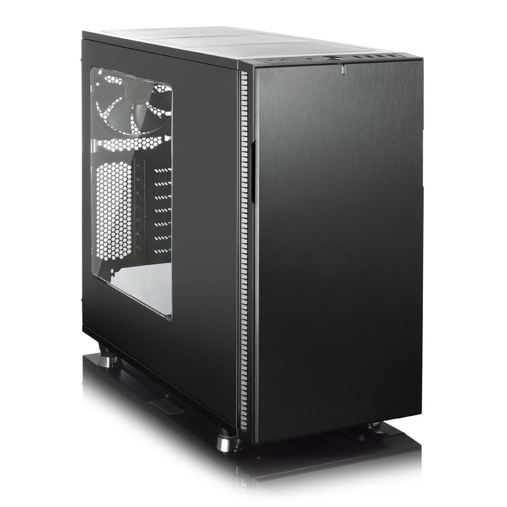 Fractal Design Define R5 černá BE (průhledný bok)