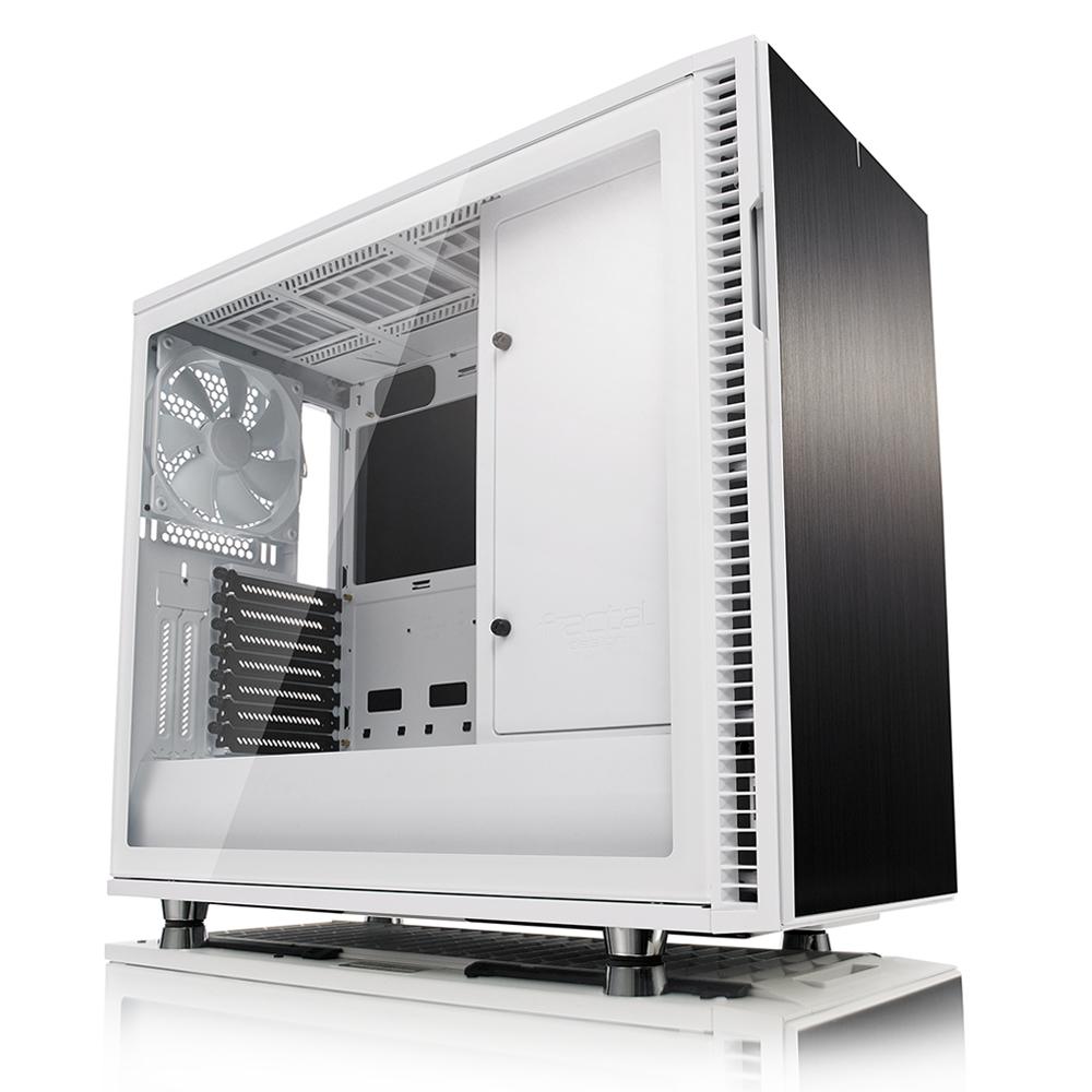 Fractal Design Define R6 bílá (okno TG)