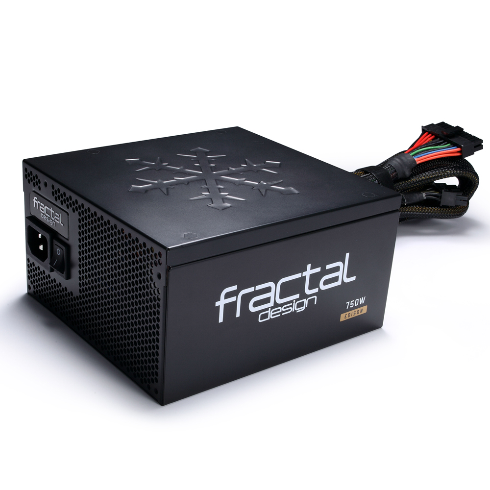 Fractal Design Edison M 750W 80PLUS Gold