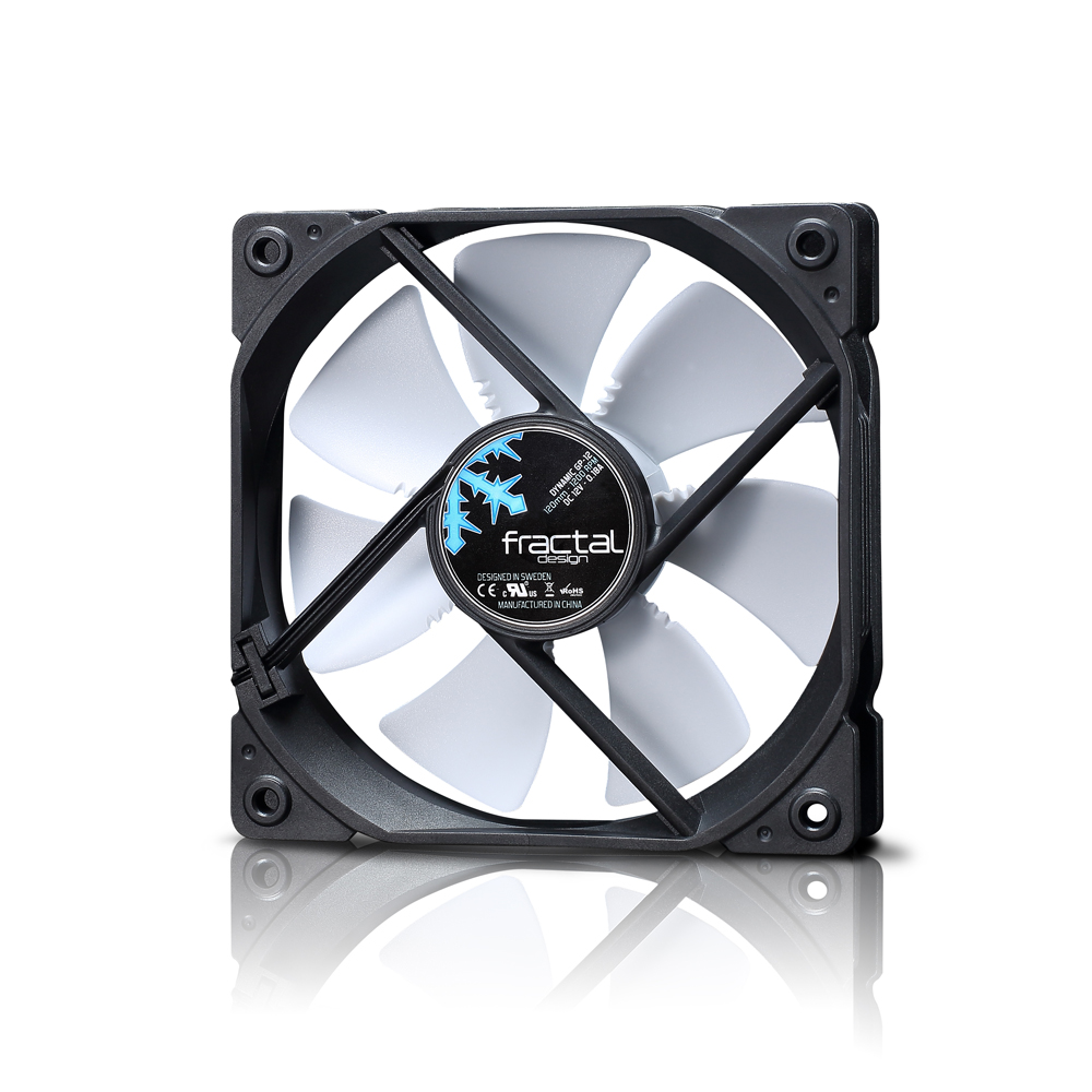 Fractal Design 120mm Dynamic GP bílá