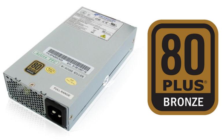 Fortron Flex ATX FSP250-50GUB 80PLUS BRONZE, 250W