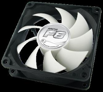 přídavný ventilátor Arctic Cooling Fan Arctic F8