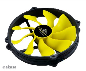 ventilátor Akasa - 14 na 12 cm VIPER R