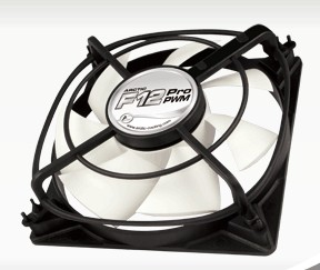 příd. ventilátor Arctic-Cooling Fan F12 Pro 120mm