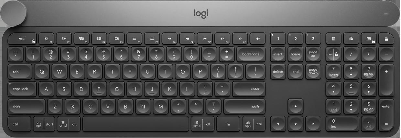 klávesnice Logitech Craft US