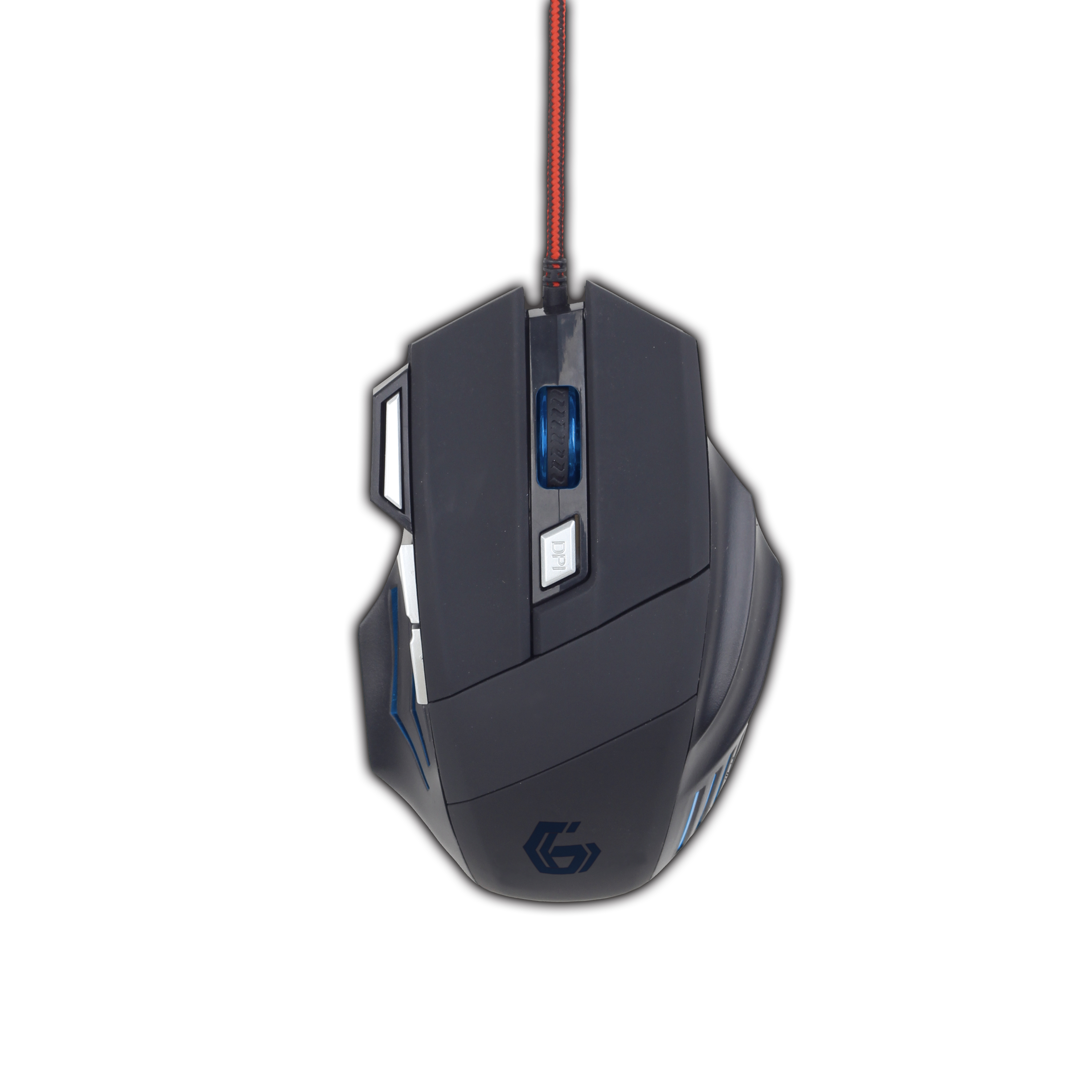 Gembird myš MUSG-02, herní, optická,3600DPI, USB