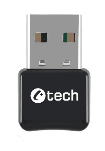 Bluetooth adaptér C-TECH BTD-01, v 5.0, USB mini dongle - BTD-01