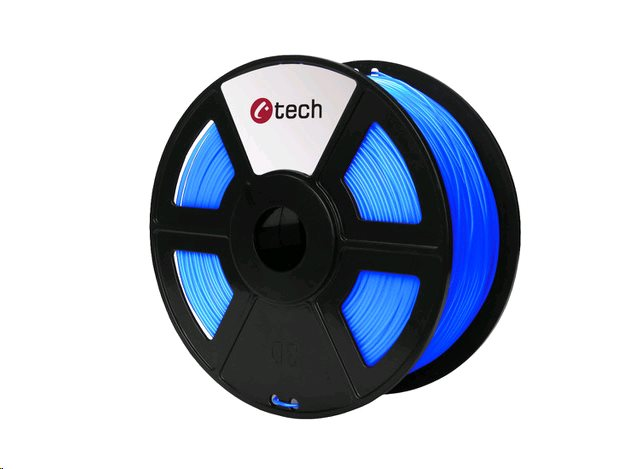 ABS BLUE modrá C-TECH, 1,75mm, 1kg