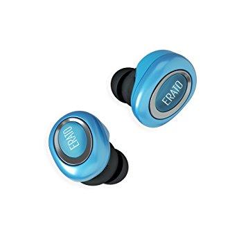 ERATO Muse 5 bezdrátová bluetooth sluchátka modrá
