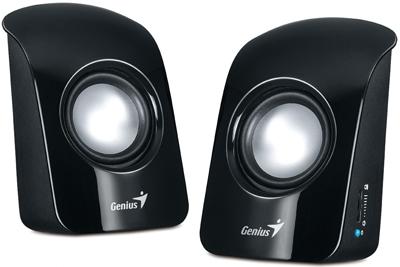 Speaker GENIUS SP-U115 1,5W USB black