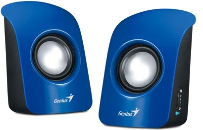 Speaker GENIUS SP-U115 1,5W USB blue