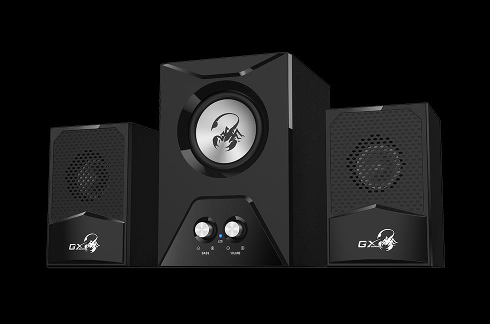 Speaker GENIUS SW-G2.1 500 15W gaming