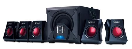 Speaker GENIUS SW-G5.1 3500 80W Gaming