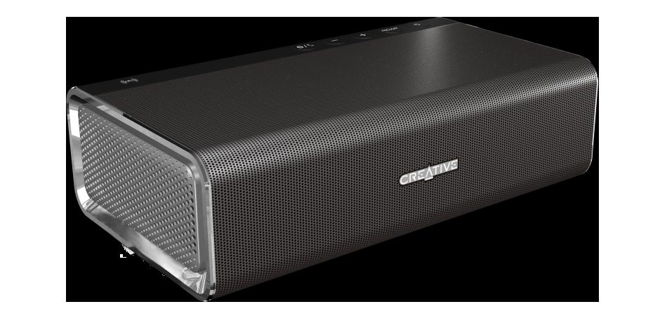 Speaker CREATIVE Roar, Bluetooth, black