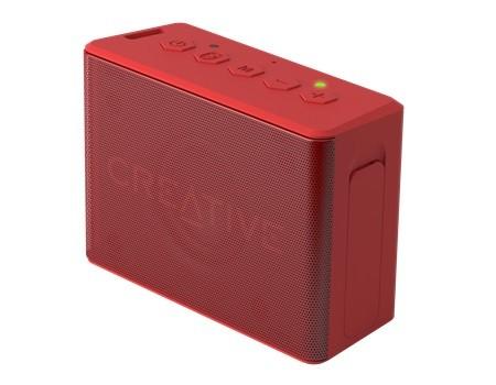 Speaker Creative MUVO 2C Bluetooth Wireless Speaker (Red)
