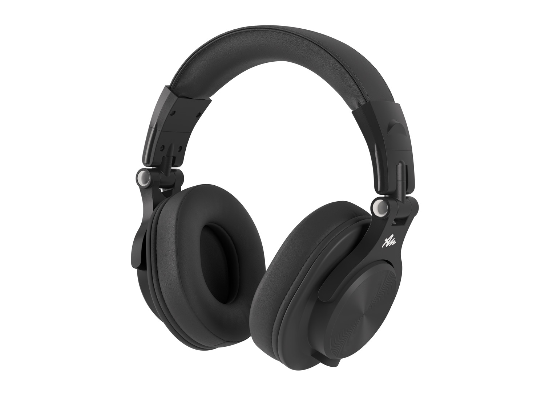 Náhlavní bezdrátové sluchátka Audictus Leader, BT 4.2 + kabel, aptX-LL, skládací