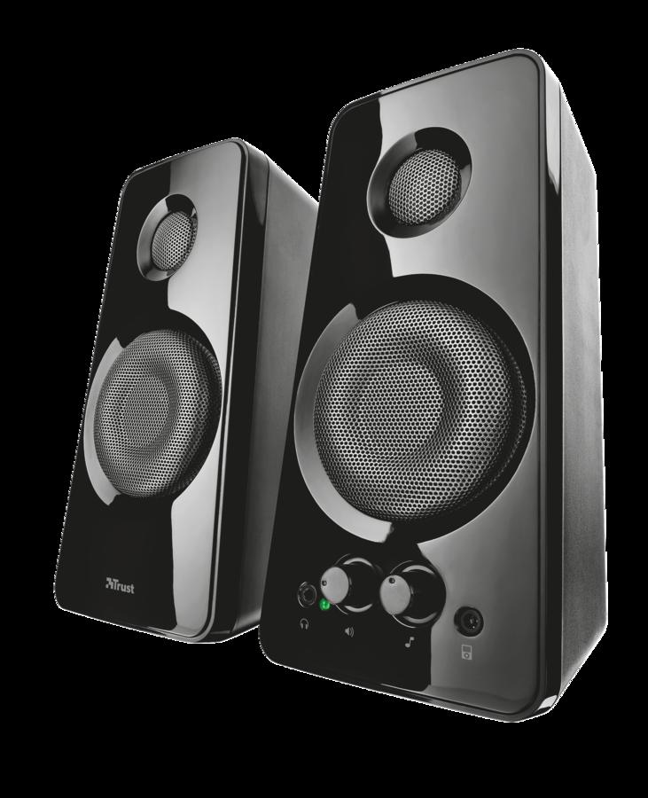 repro aktivní TRUST Tytan 2.0 Speaker Set - black - 21560