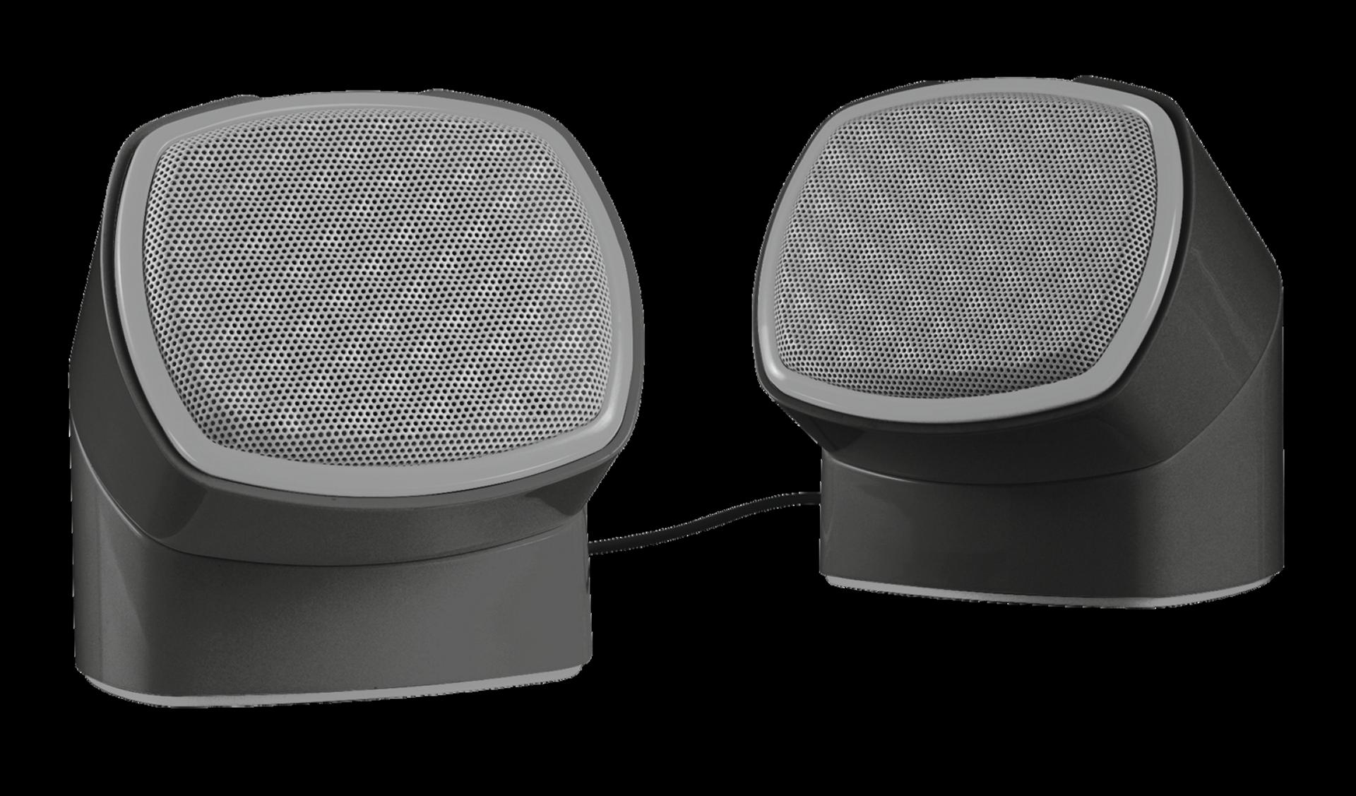 repro TRUST Twizt Rotating 2.0 Speaker Set