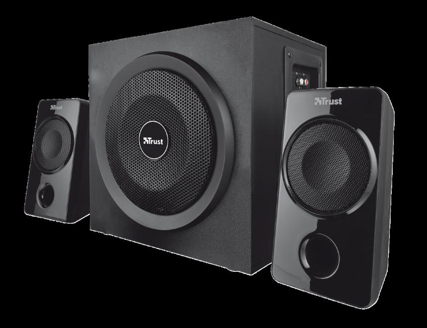 zvuk. systém TRUST Atlas 2.1 Subwoofer Speaker Set