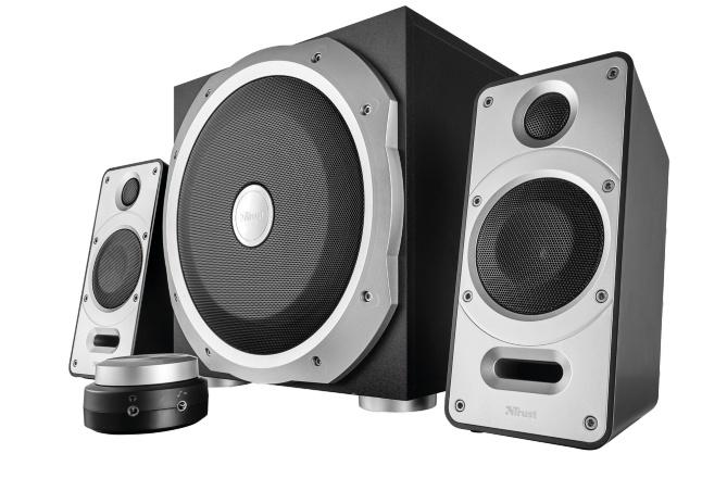zvuk. systém TRUST Byron 2.1 Speaker Set