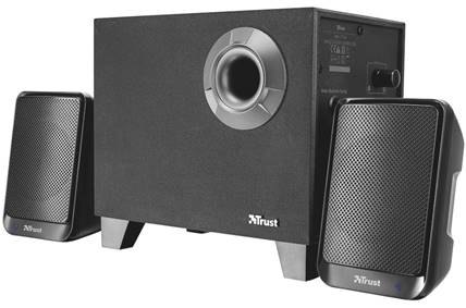 zvuk. systém TRUST Evon Wireless 2.1 Speaker Set with Bluetooth