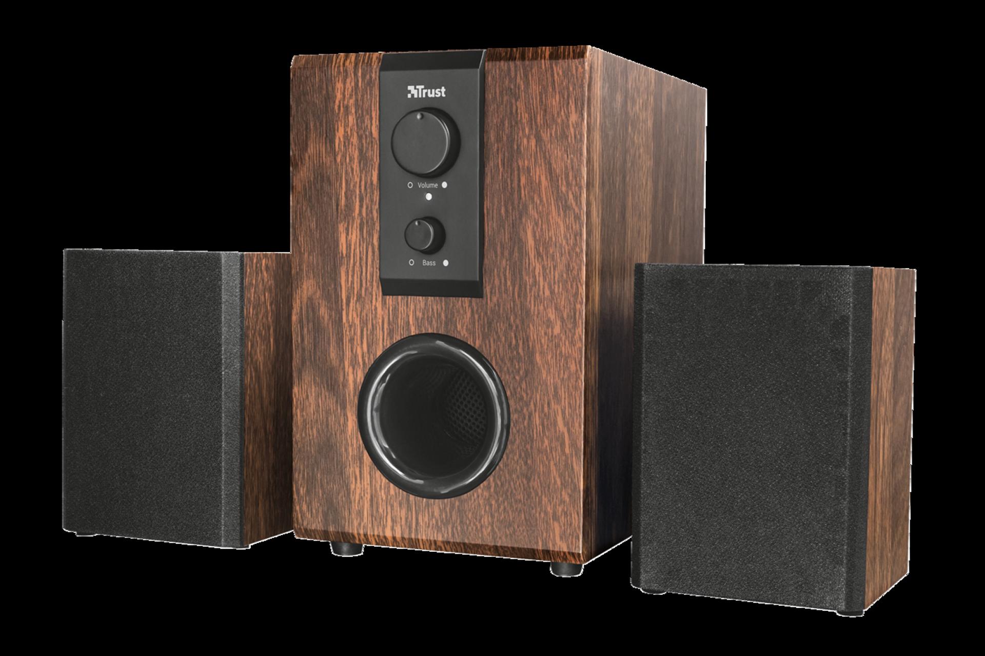 zvuk. systém TRUST Silva 2.1 Speaker Set for pc and laptop