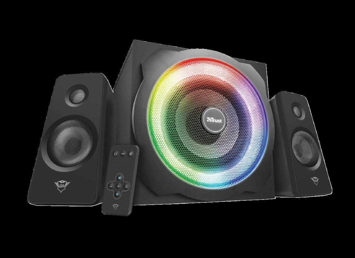 zvuk. systém TRUST GXT Tytan 2.1 RGB - 22944