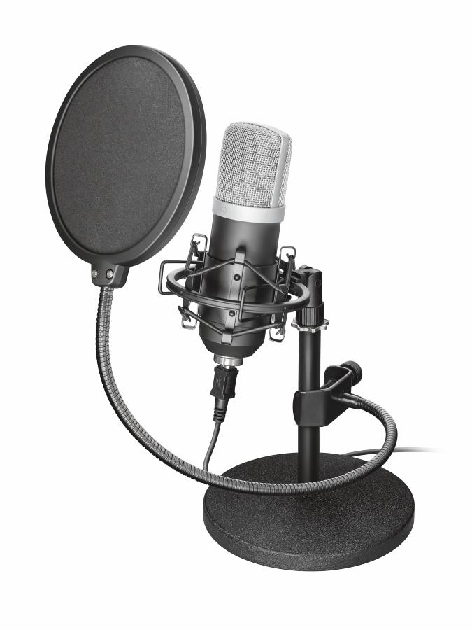 mikrofon TRUST GXT 252 Emita Streaming Microphone - 21753
