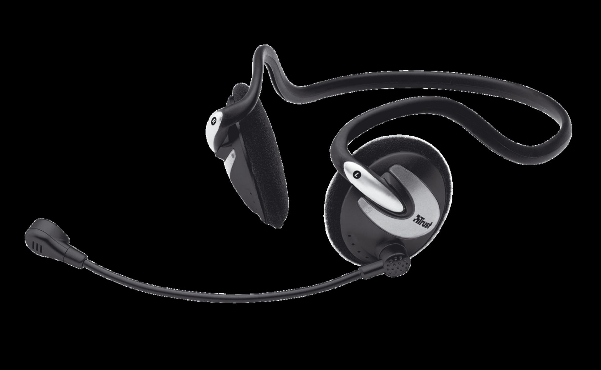 náhlavní sada TRUST Headset HS-2200