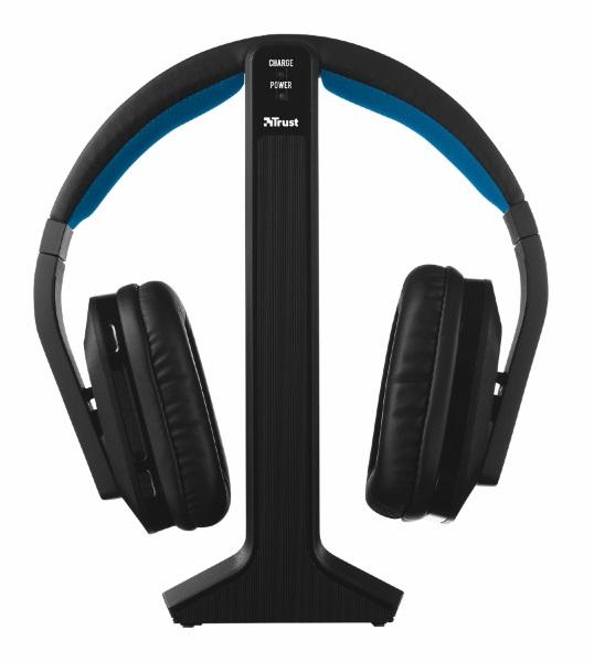 náhlavní sada TRUST Rezon Wireless Headphone for TV