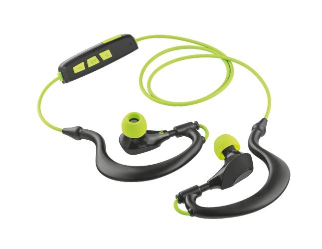 TRUST Senfus Bluetooth Sports In-ear Headphones