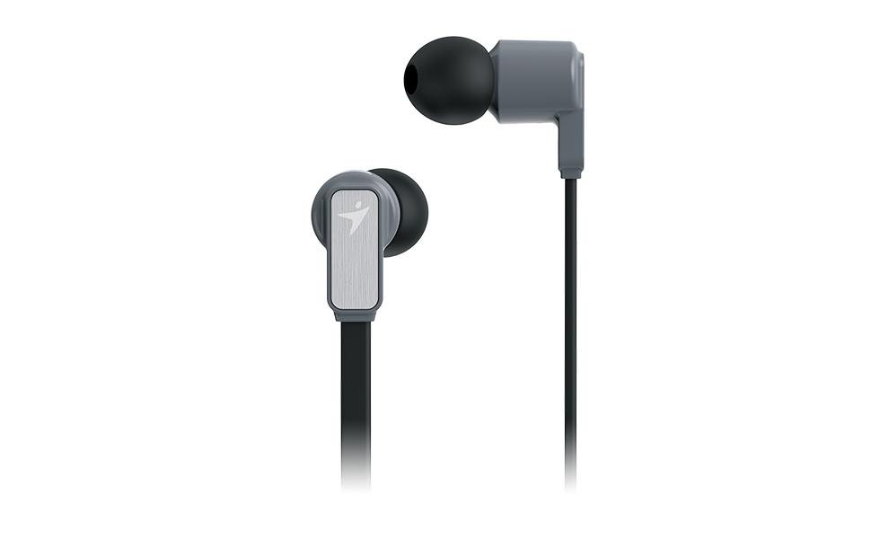 Sluchátka Genius HS-M260 mobile headset,iron gray
