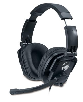 Sluchátka s mik. GENIUS HS-G550 gaming