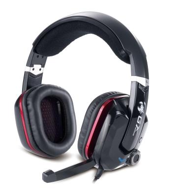Sluchátka s mik. GENIUS HS-G700V gaming