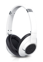 Sluchátka s mik. GENIUS HS-930BT,bluetooth, white