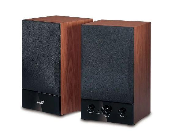 Speaker GENIUS SP-HF 1250B wood 40W, II. gen - 31730011400