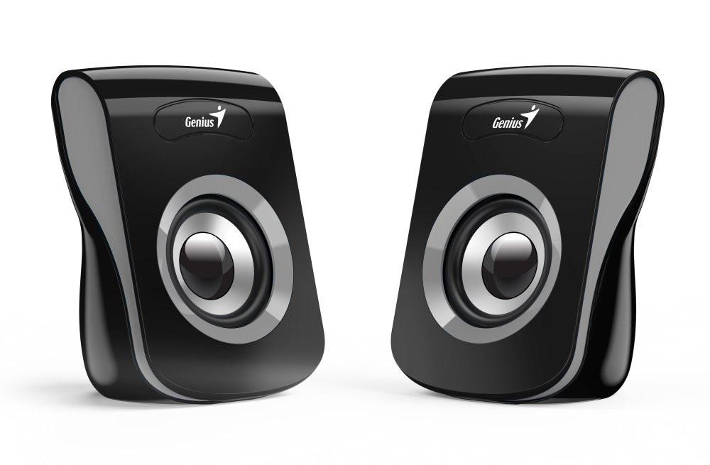 Speaker GENIUS SP-Q180, IRON GREY, USB, 6W - 31730026400
