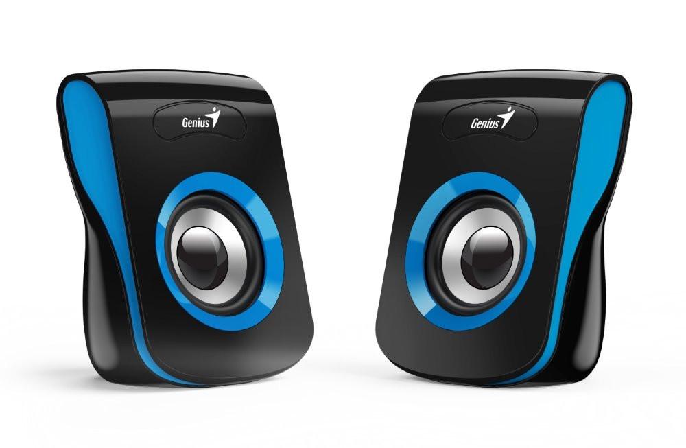 Speaker GENIUS SP-Q180, BLUE, USB, 6W - 31730026403