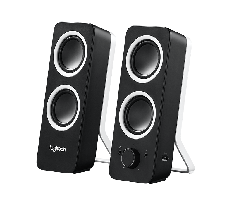 Logitech Speaker Z200 Midnight black - 980-000810